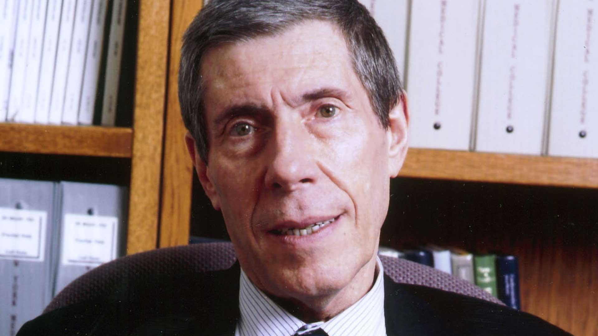 Piero Anversa, el cardiólogo que fundamentó sus investigaciones en datos falsificados (AP)