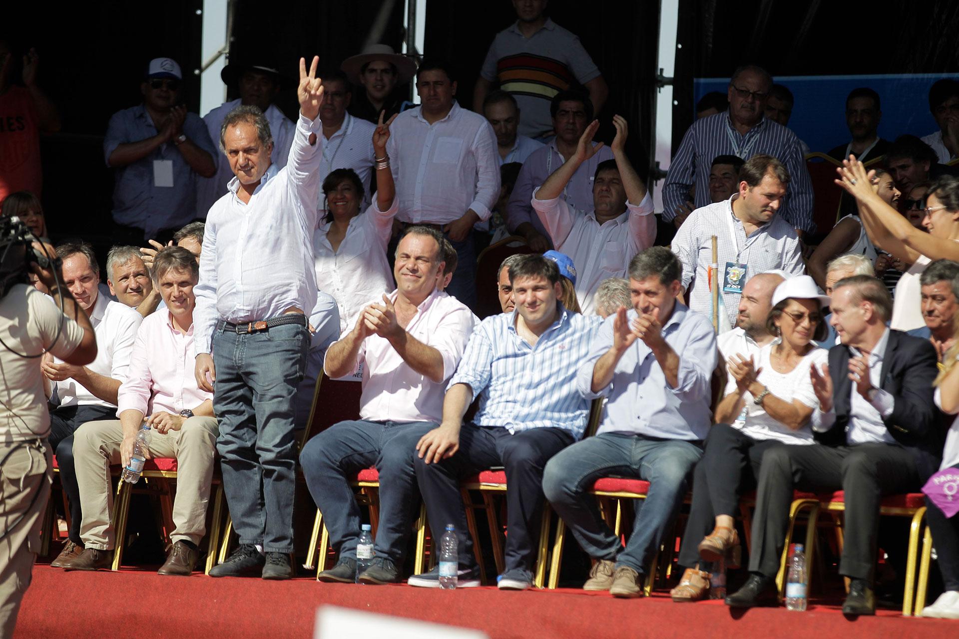 Daniel Scioli, ex gobernador bonaerense y ex candidato presidencial
