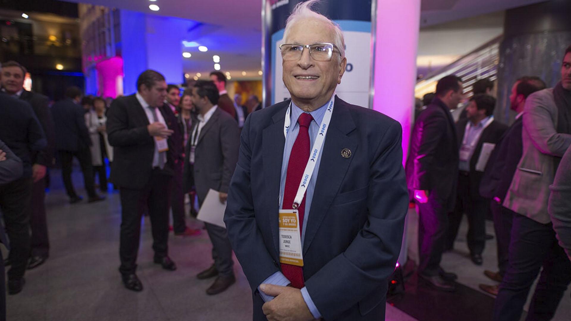 Jorge Todesca, titular del Indec (Fotos: Christian Heit)
