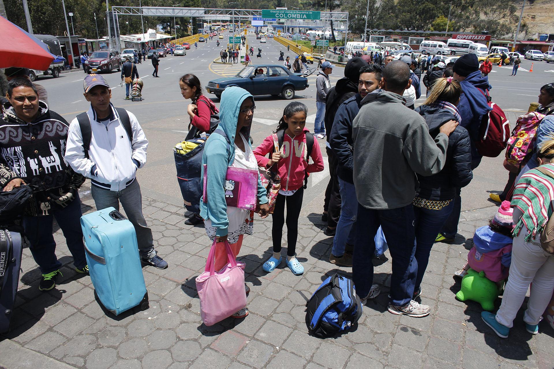 Ecuador expulsa a embajadora venezolana
