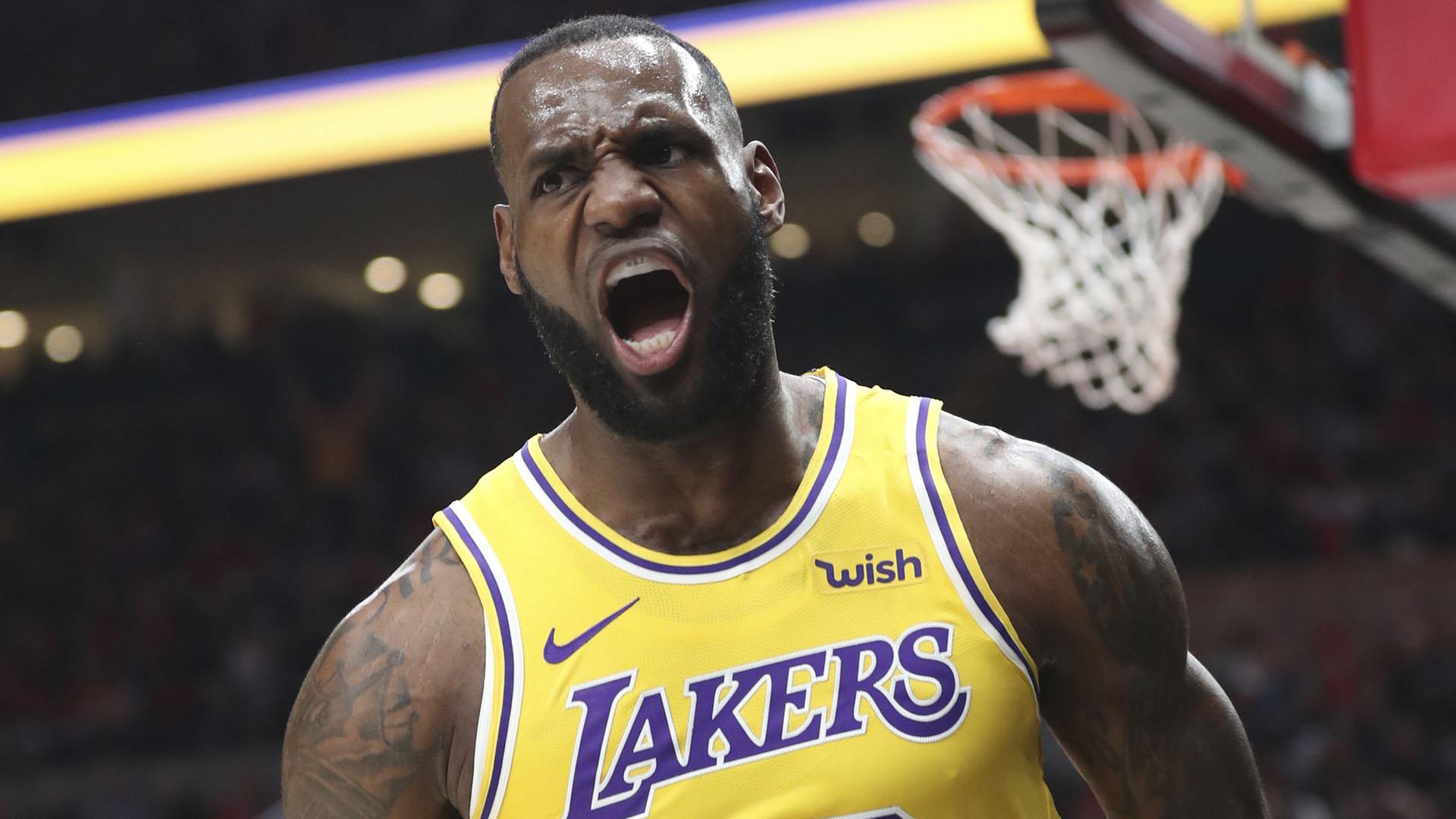 29880430b8fb0e Bomba en la NBA: el fichaje estrella de los Lakers para acompañar a LeBron  James - Infobae