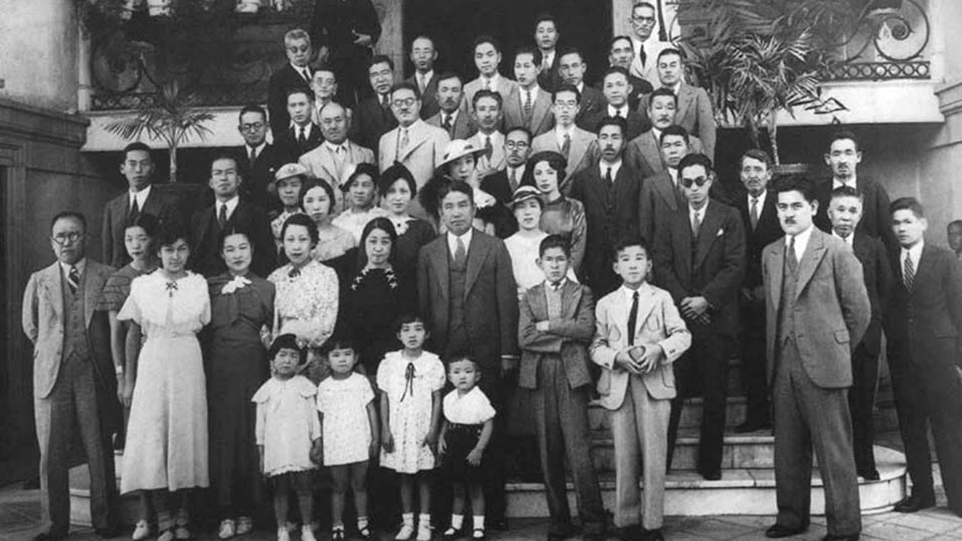 Los japoneses formaban una pequeña comunidad en México de unos 6.000 habitantes. (Fotos: archivo Hernández Galindo y Archivo General de la Nación)