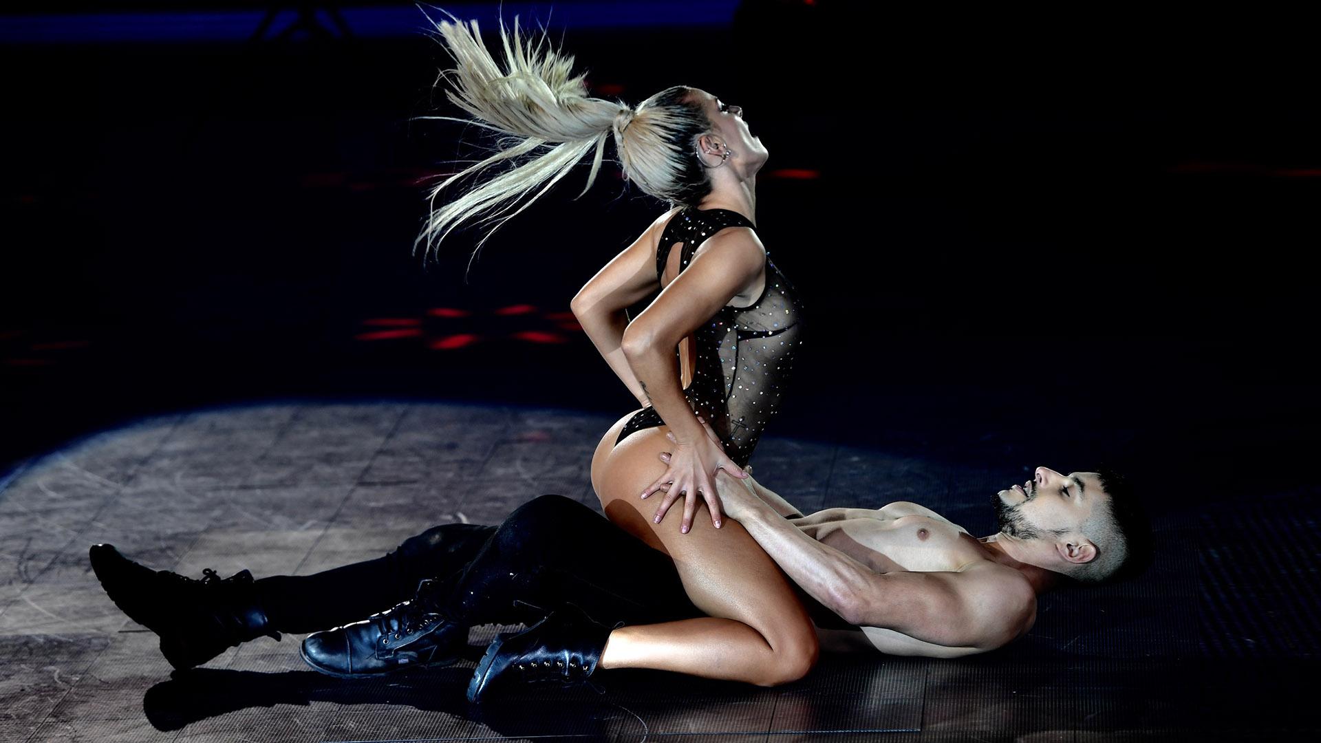 Sol Pérez, la dueña de las coreografías más audaces