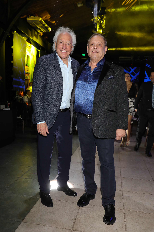 Guillermo Coppola y Néstor Abatidaga