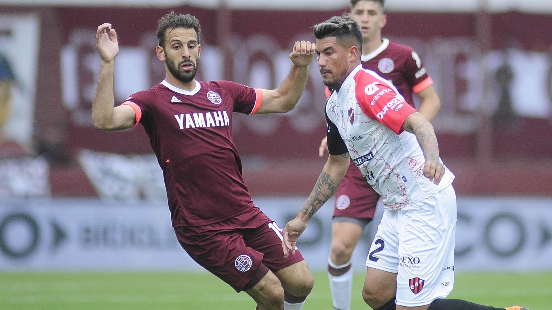 Lanús ganó por primera vez en la Superliga: superó a Patronato en un duelo  clave por el descenso - Infobae