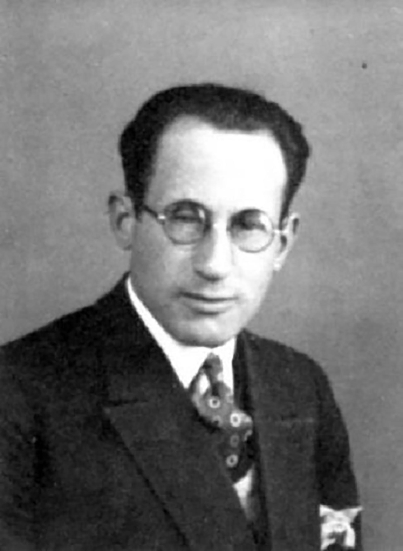 Lothar Hermann estuvo en el campo de concentración de Dachau