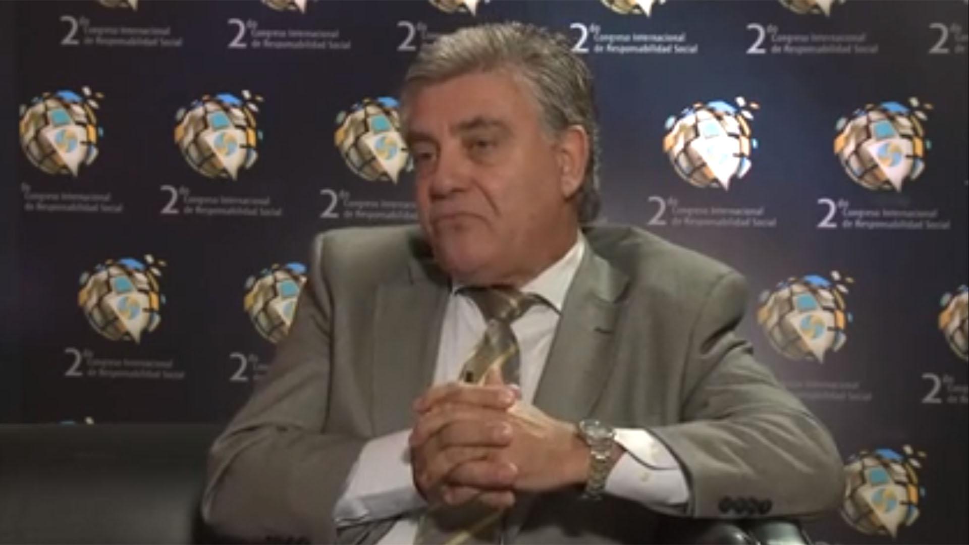 Eduardo Fantini, decano de la Universidad Técnica Nacional (UTN)