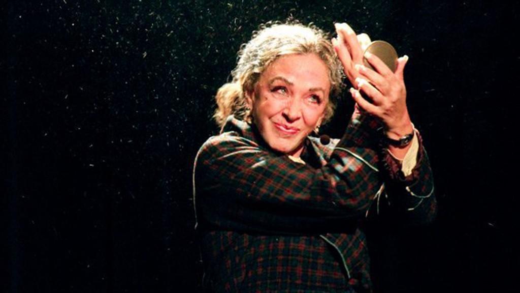 Fanny Sarfati como Golda Meir (Foto: Enlace Judío)