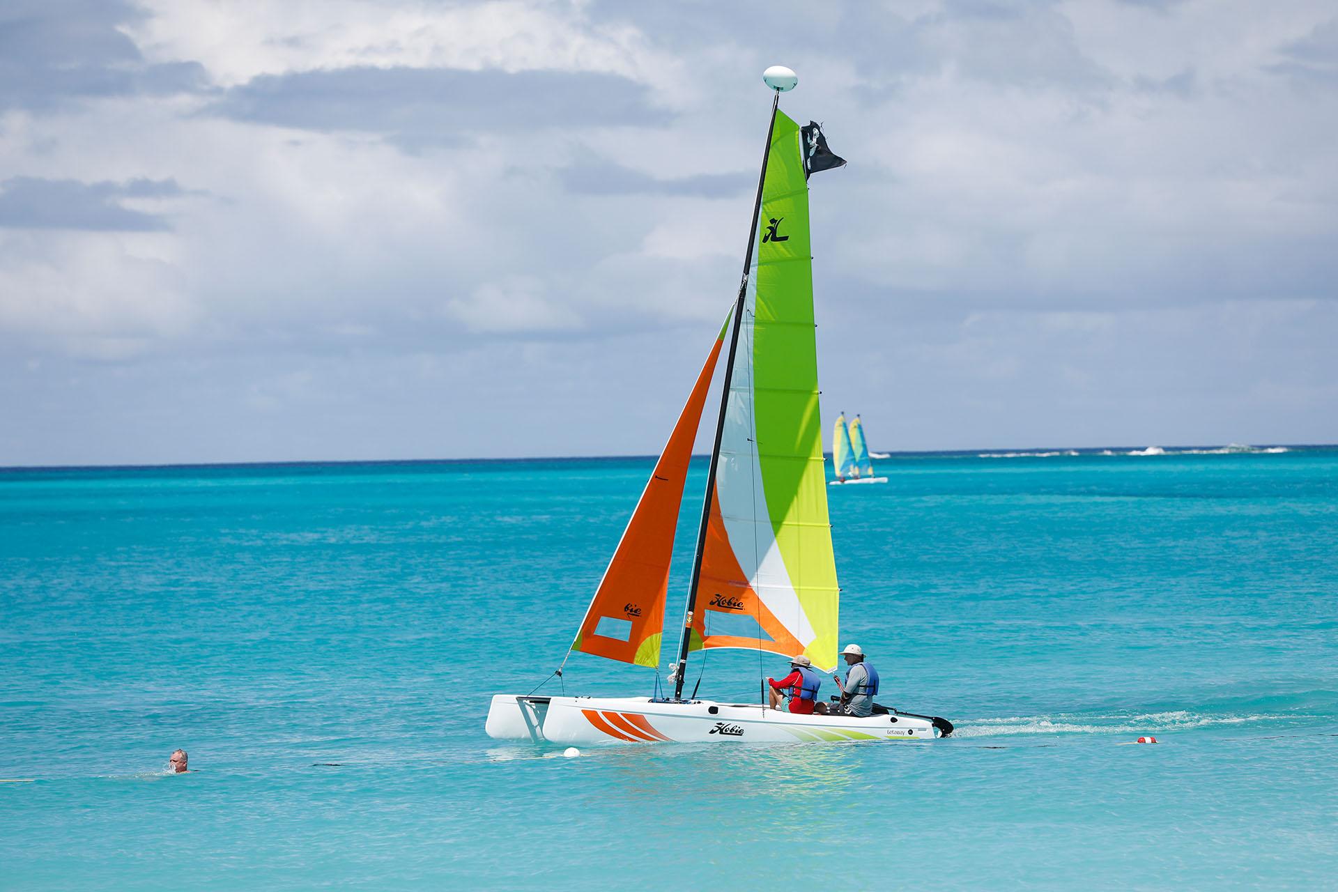 Los lujos, comodidades y actividades del Club Med Turkoise hacen de la visita a las Islas un verdadero escape para unas vacaciones soñadas
