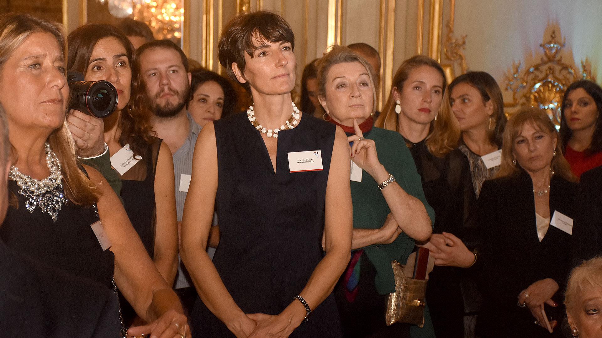 Marianne es una organización de mujeres vinculadas a Francia, activas profesionalmente y referentes en sus áreas de acción. Nació en Argentina en 2010 con el apoyo institucional de la Embajada de Francia para promover los lazos entre Argentina y Francia, mediante mujeres destacadas en los negocios, lo social, las ciencias, las artesy la cultura.