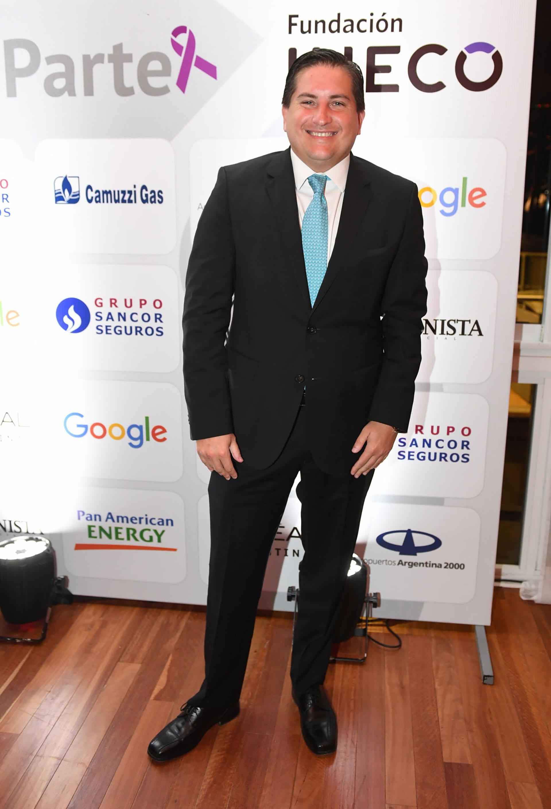 Gastón Corral, director de Sustentabilidad Corporativa de HSBC Argentina