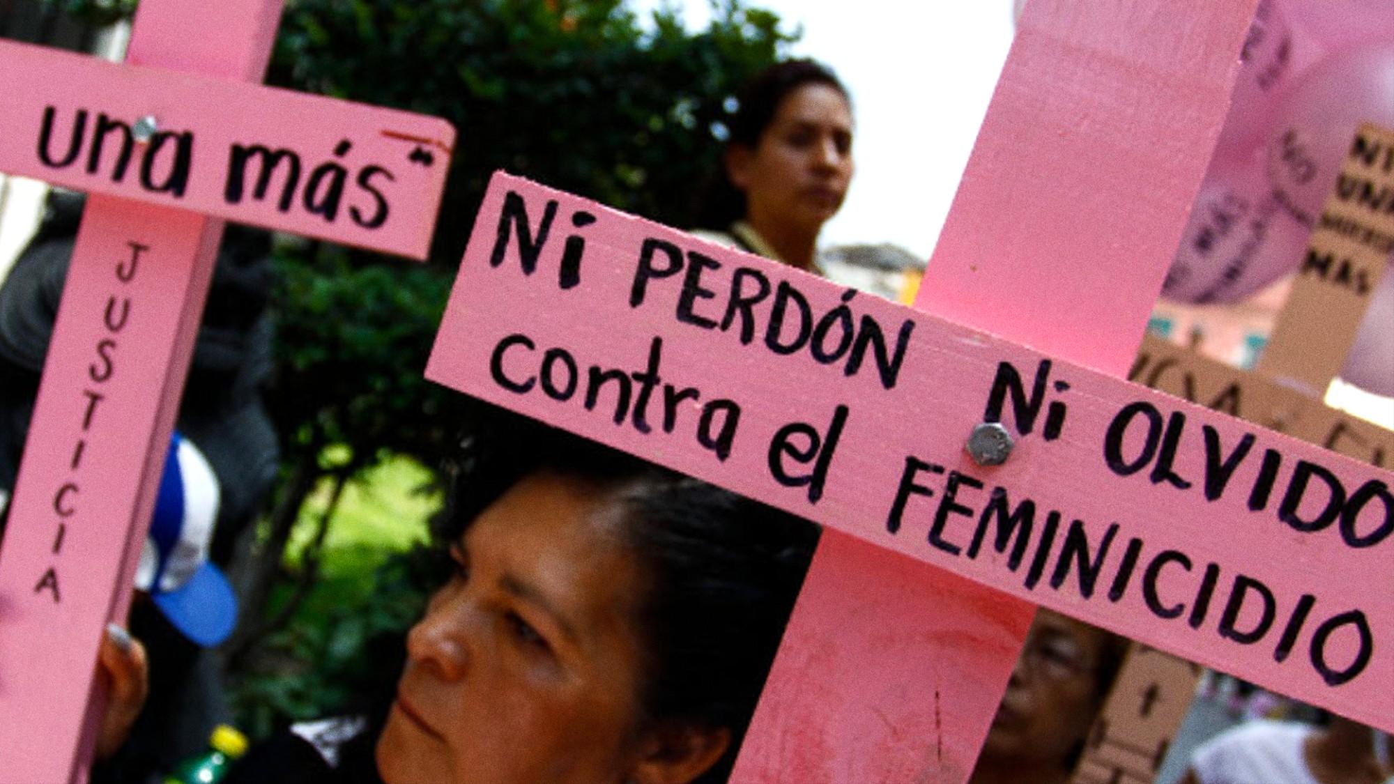 Fiscalía dice que el 85% de los feminicidios denunciados el primer trimestre de 2019 han sido resueltos. (Foto de referencia: Cuartoscuro.com)