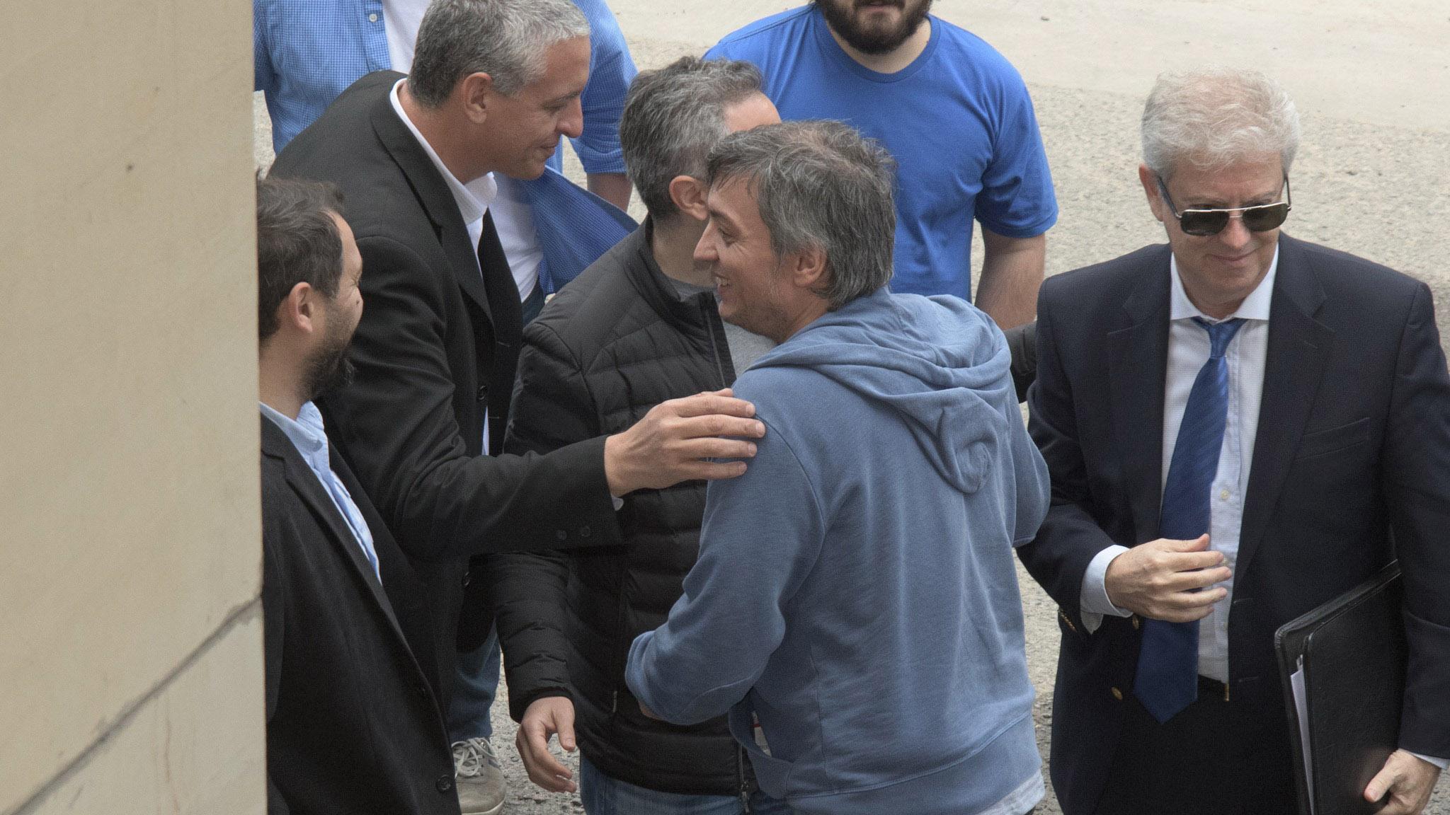 El diputado fue mencionado en la declaración del ex secretario de Obras Públicas José López.