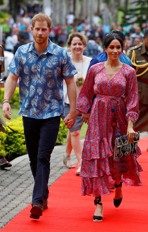 En Fiji (Reuters/ Phil Noble/Pool)