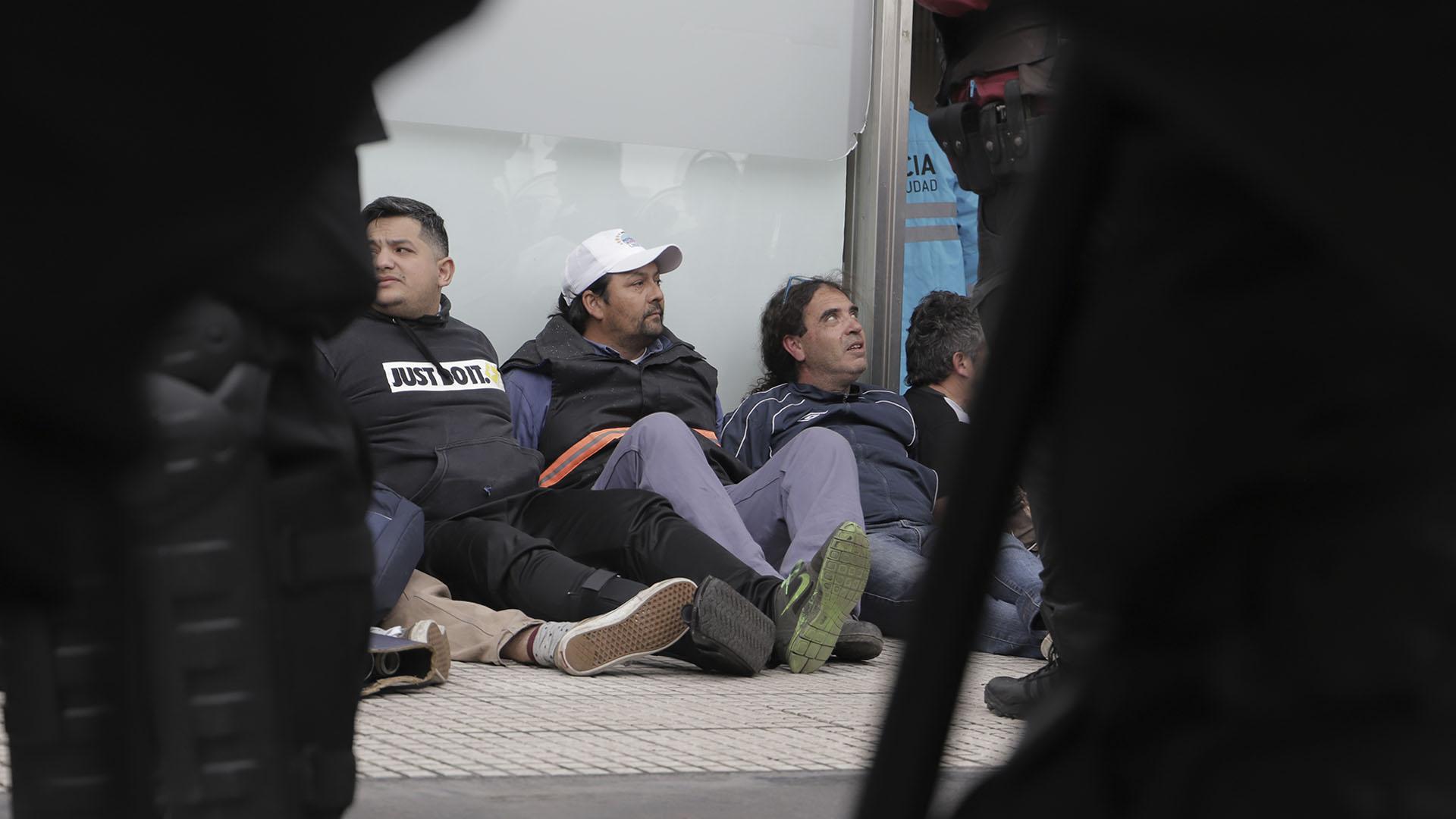 Hasta el momento fueron detenidos 26 personas (Lihueel Althabe)