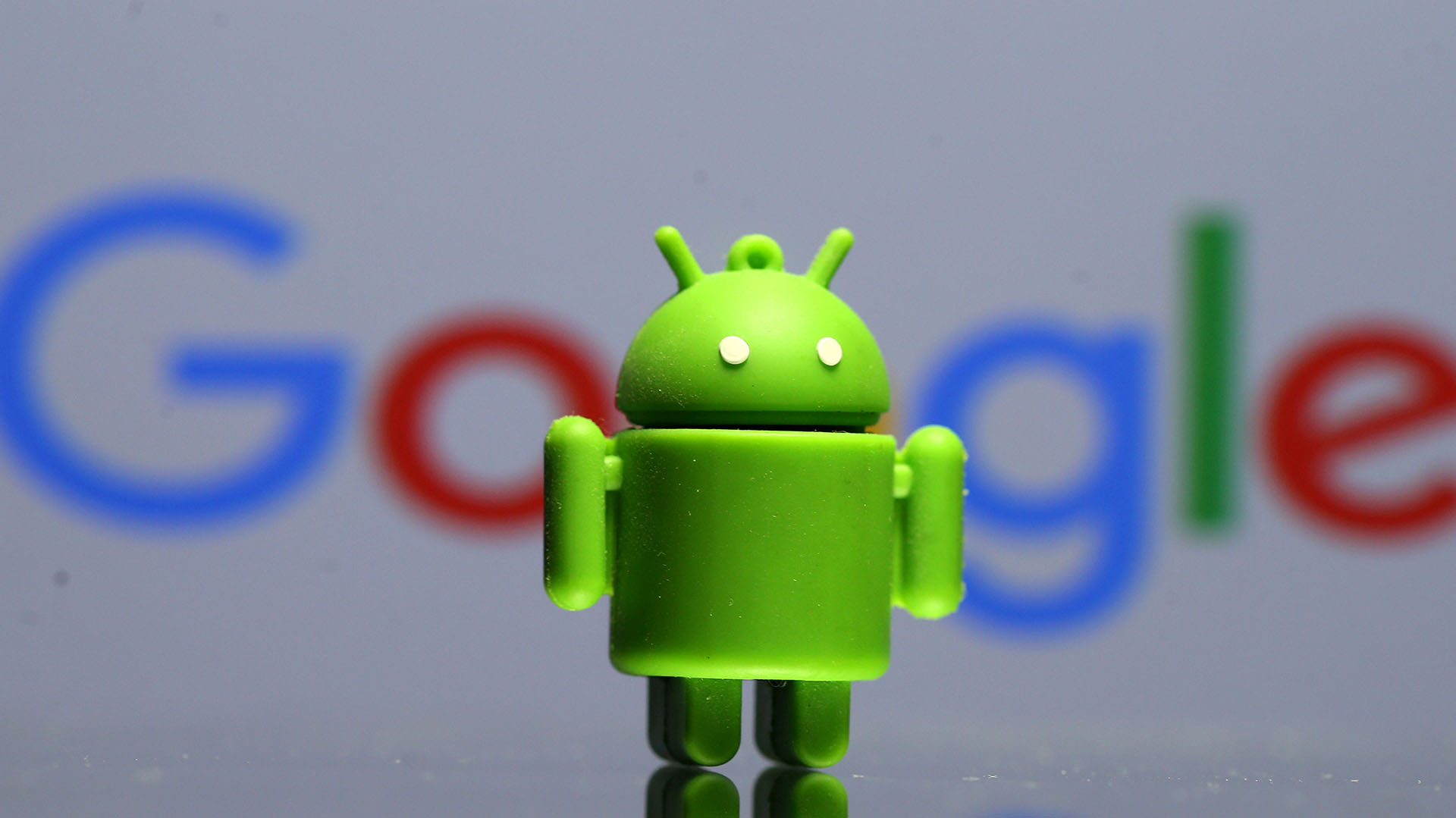 Google presentó la primera beta de Android Q, una nueva versión de su sistema operativo móvil (File Photo)