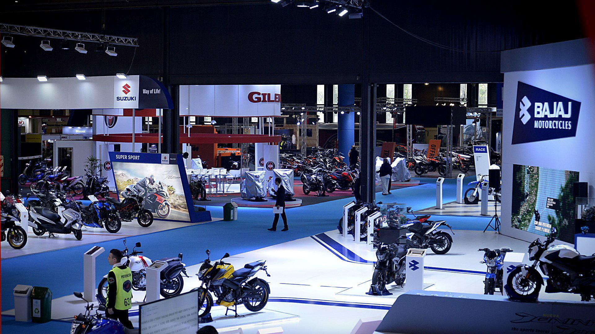 """""""¡Bienvenidos al Mundo de las dos ruedas! Pasión y adrenalina en un solo lugar"""", es el mensaje de los organizadores del Salón Moto 2018"""