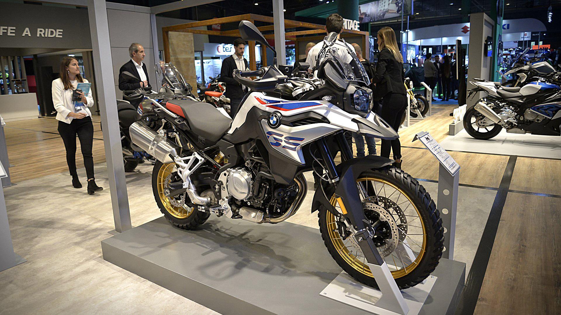 BMW F 850 GS: su precio de lanzamiento es de 29.800 dólares