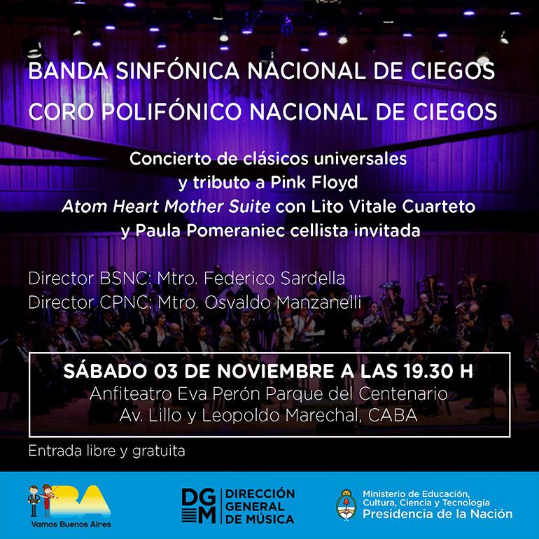 Banda Sinfonica Nacional de Ciegos