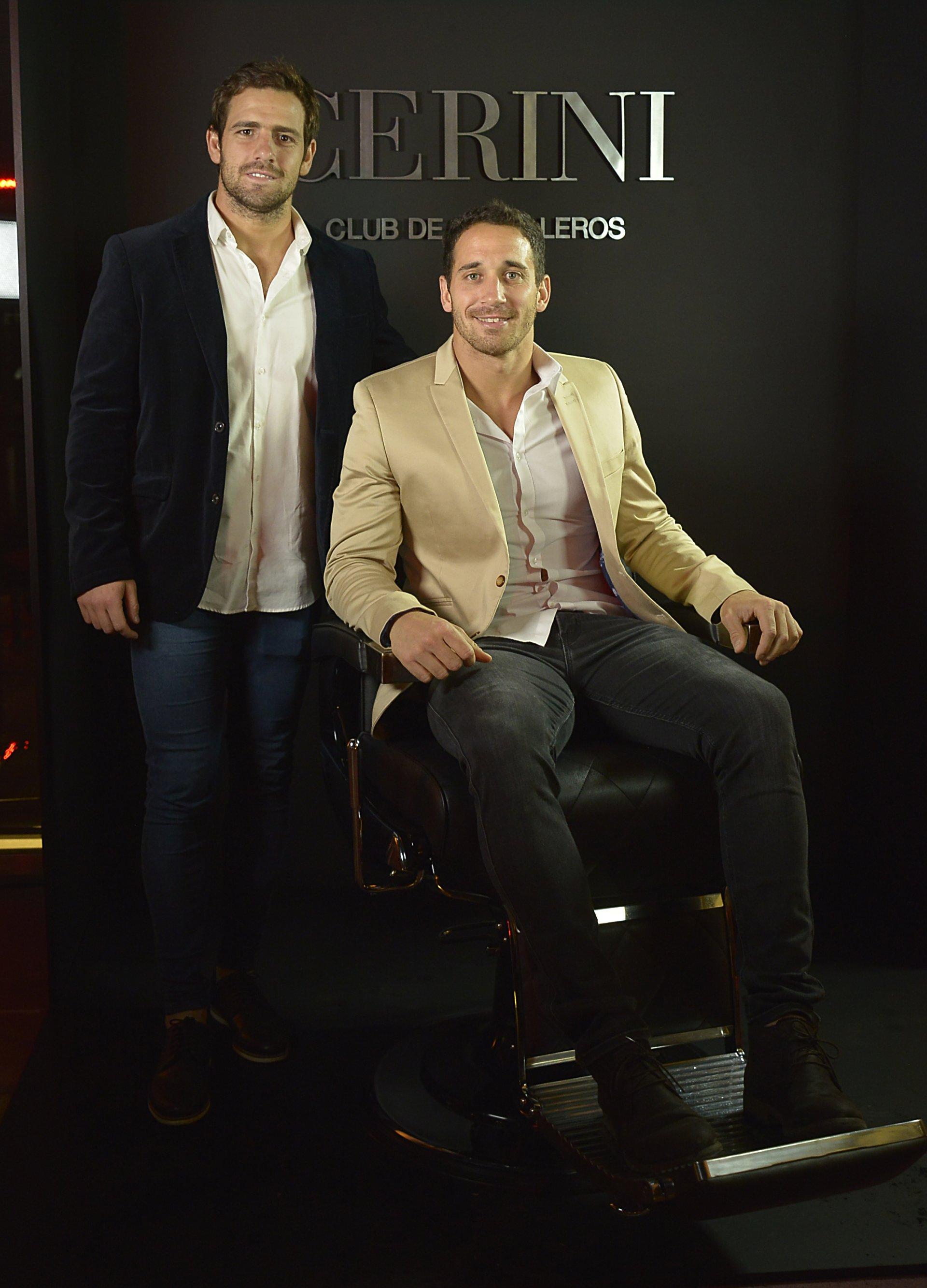 Nicolás Sanchez y Joaquín Tuculet
