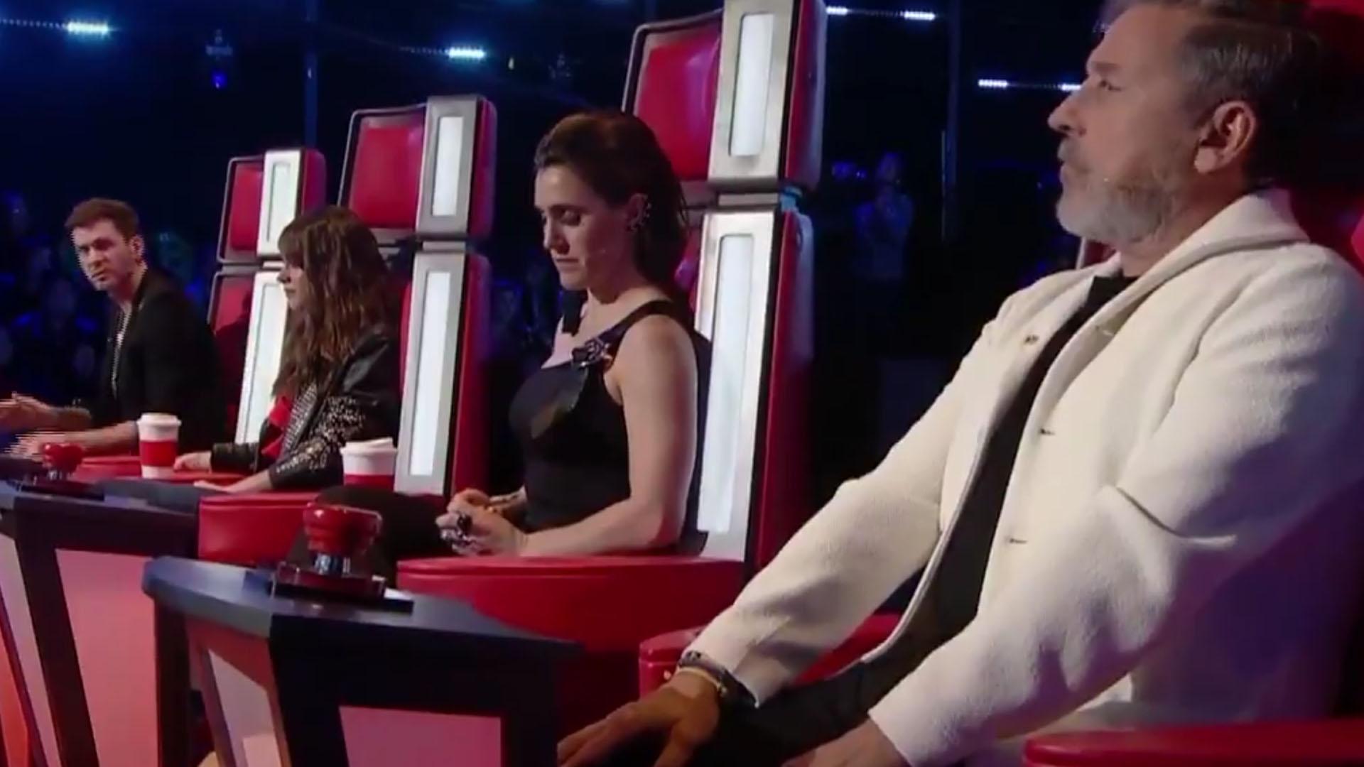 """Ricardo Montaner develó un curioso dato de """"La voz argentina"""": ¿por qué el jurado siempre está vestido igual?"""