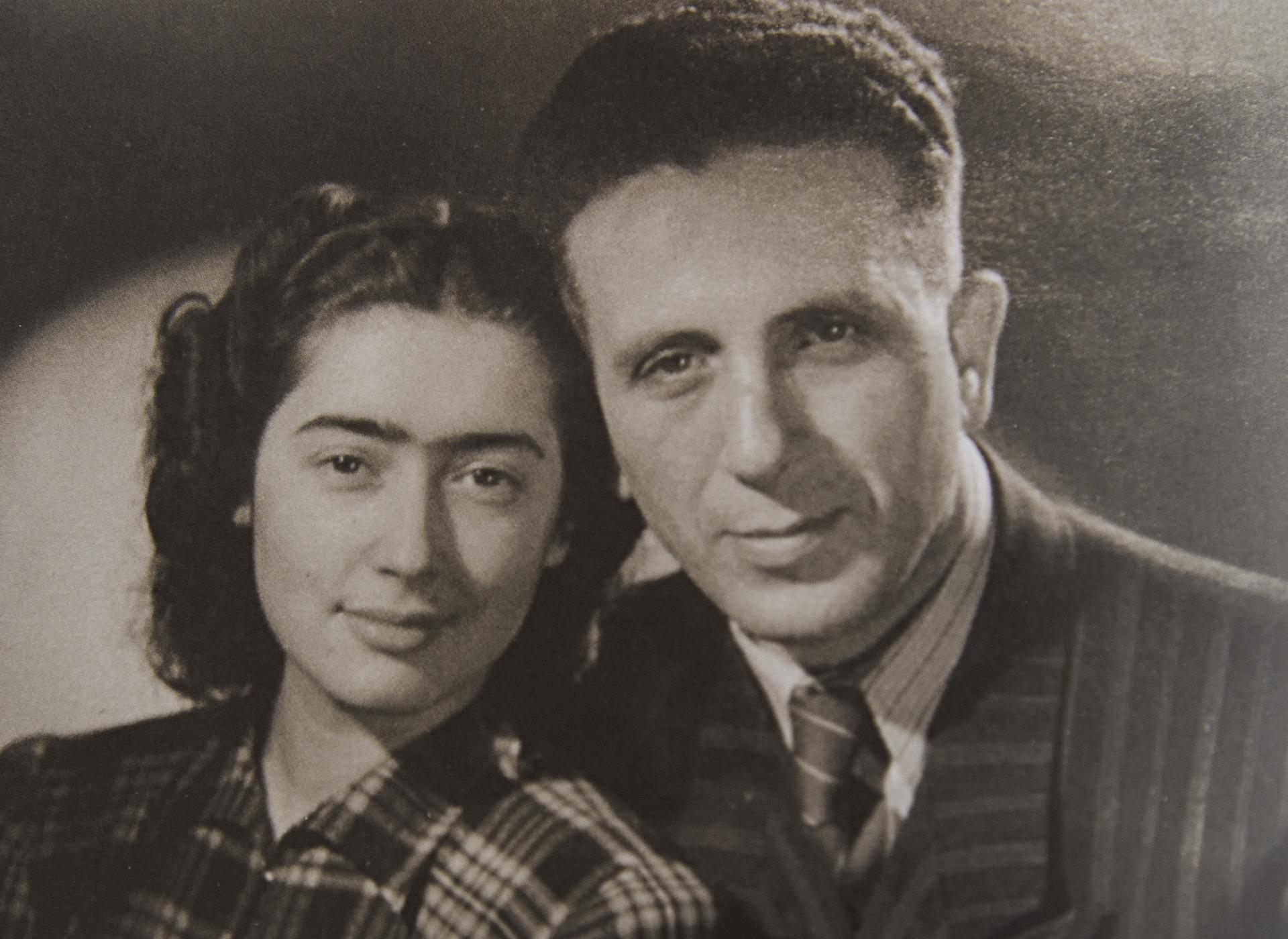 Sara y Bernardo, una historia de amor en tiempos de guerra