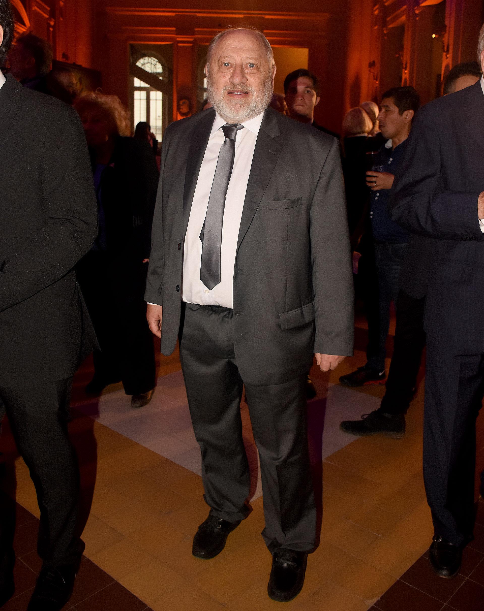 Julio Toker, del Centro Ana Frank Argentina