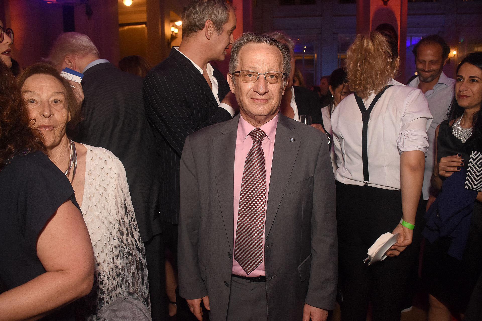 Guillermo Borger, ex presidente AMIA