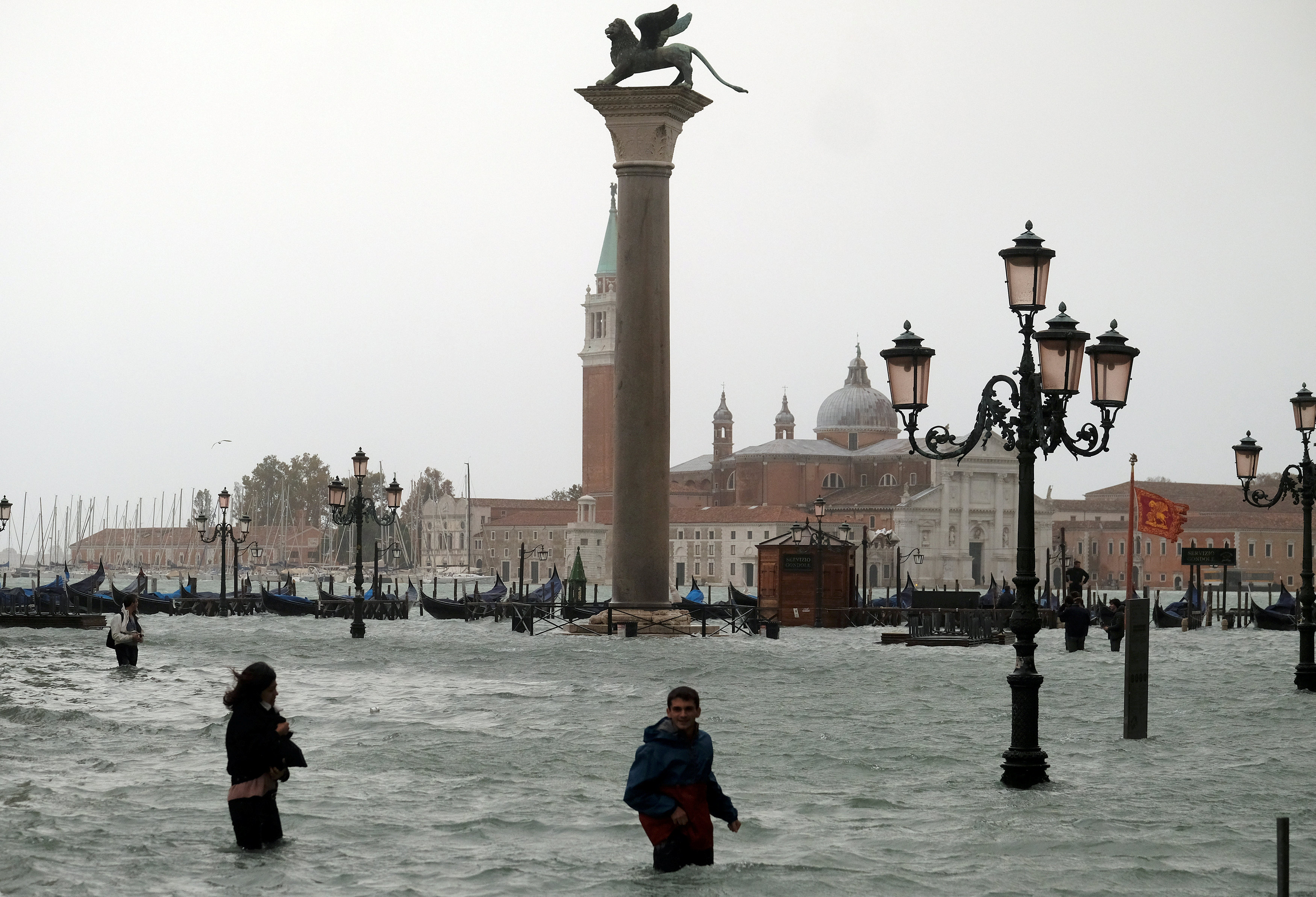 (REUTERS/Manuel Silvestri)