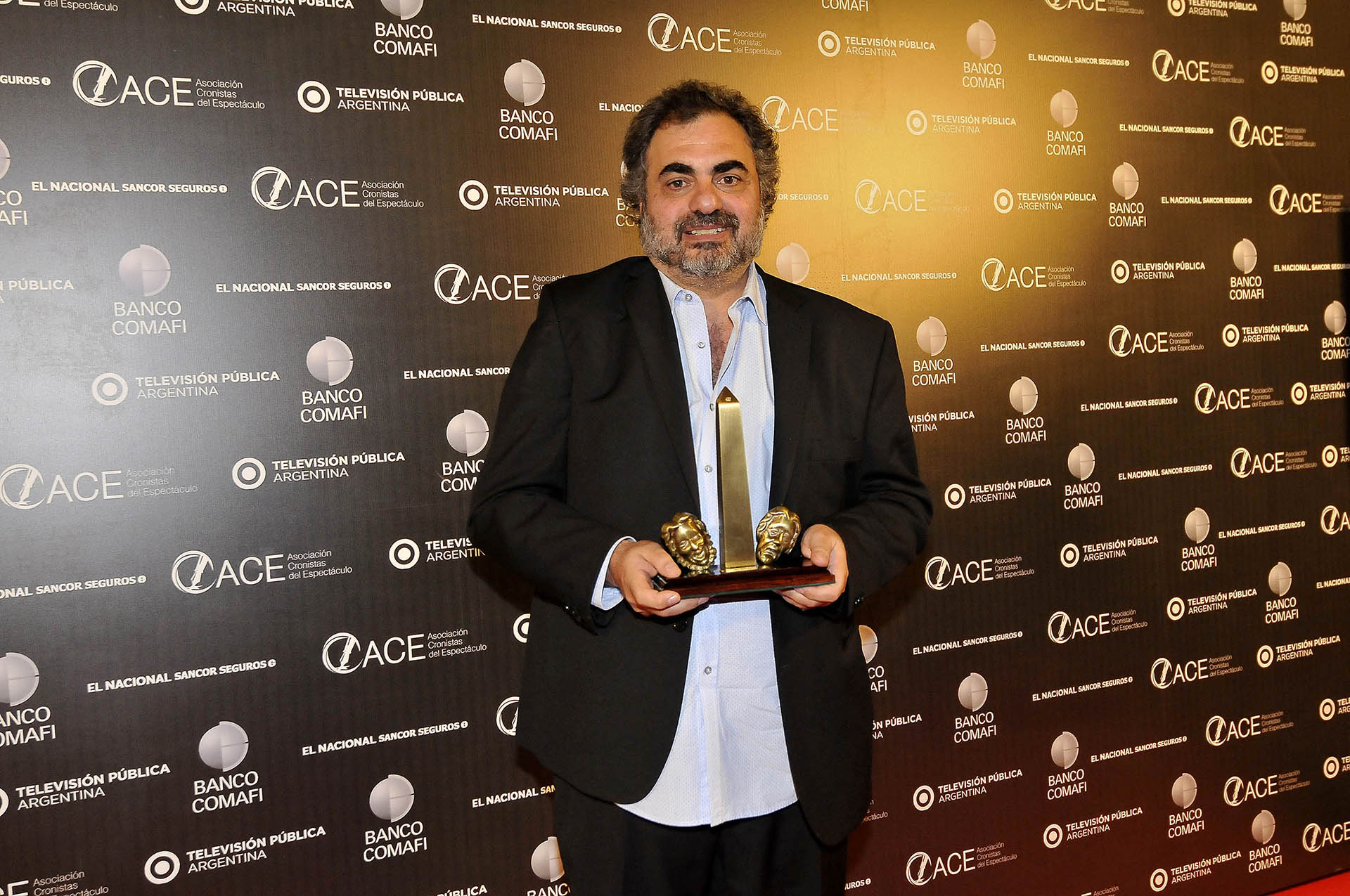 Roberto Moldavsky ganó en el rubro actuación en Humor