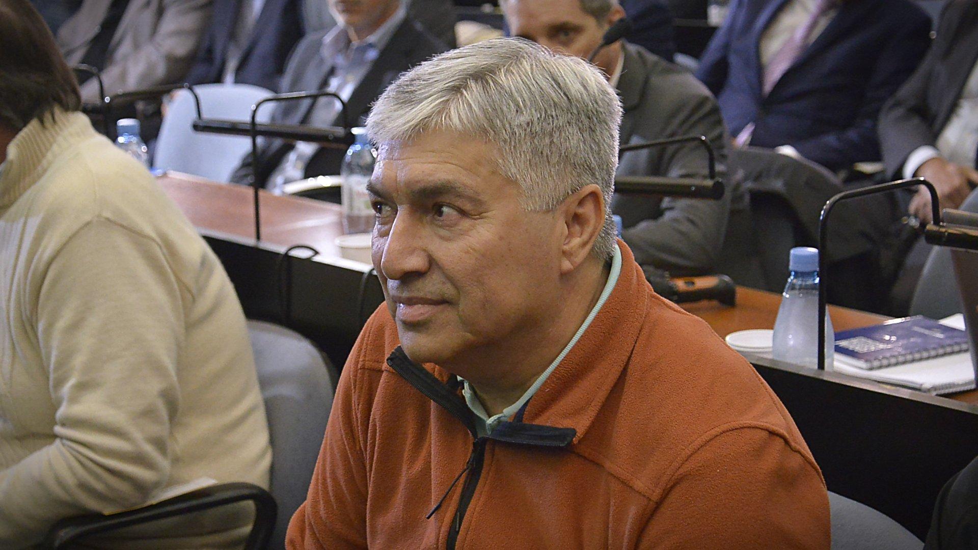 Lázaro Báez volvió a ser procesado en el marco de las causas por evasión fiscal.(Gustavo Gavotti)