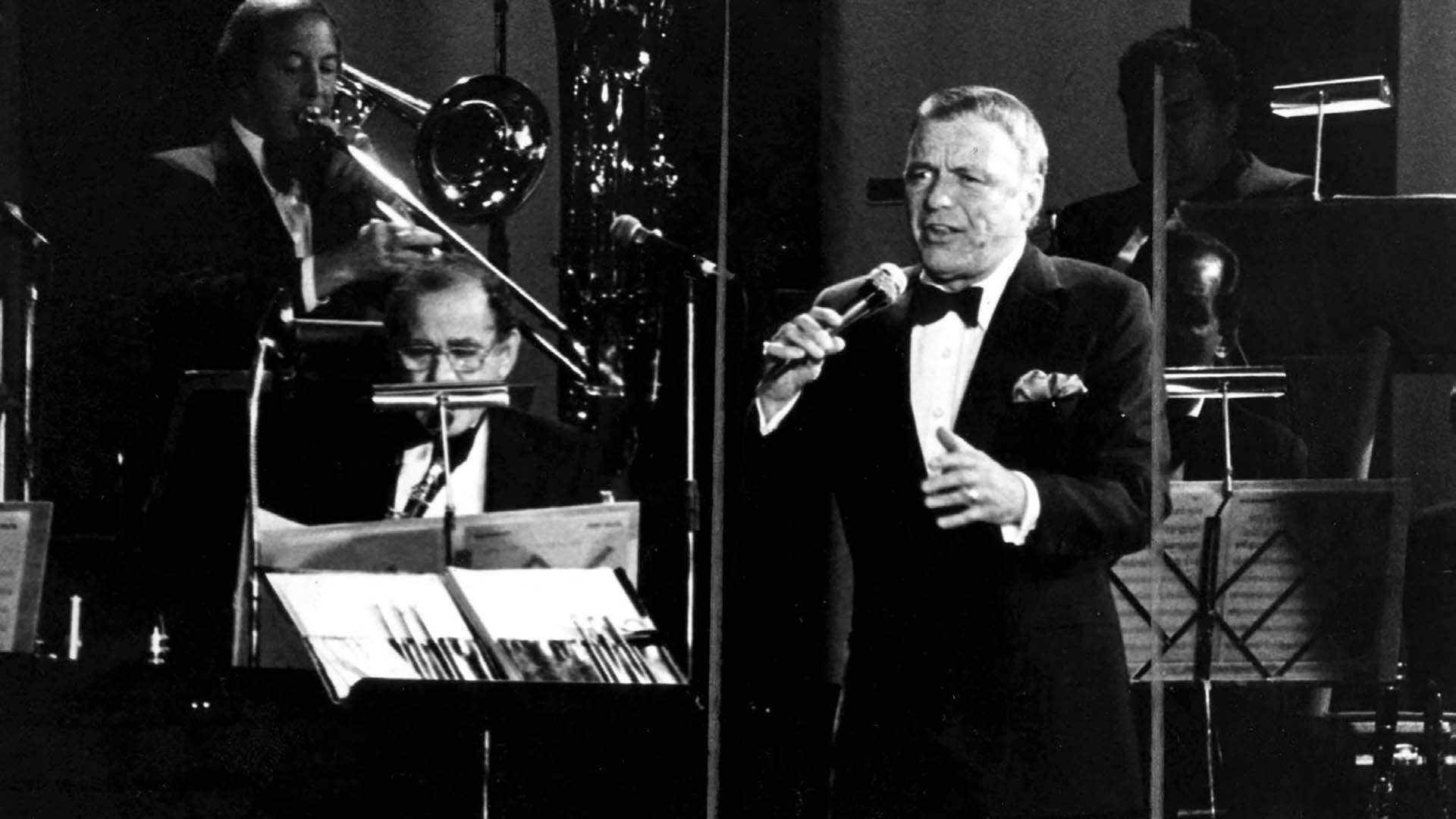 Sinatra en acción (Foto: Prensa Penguin Random House)
