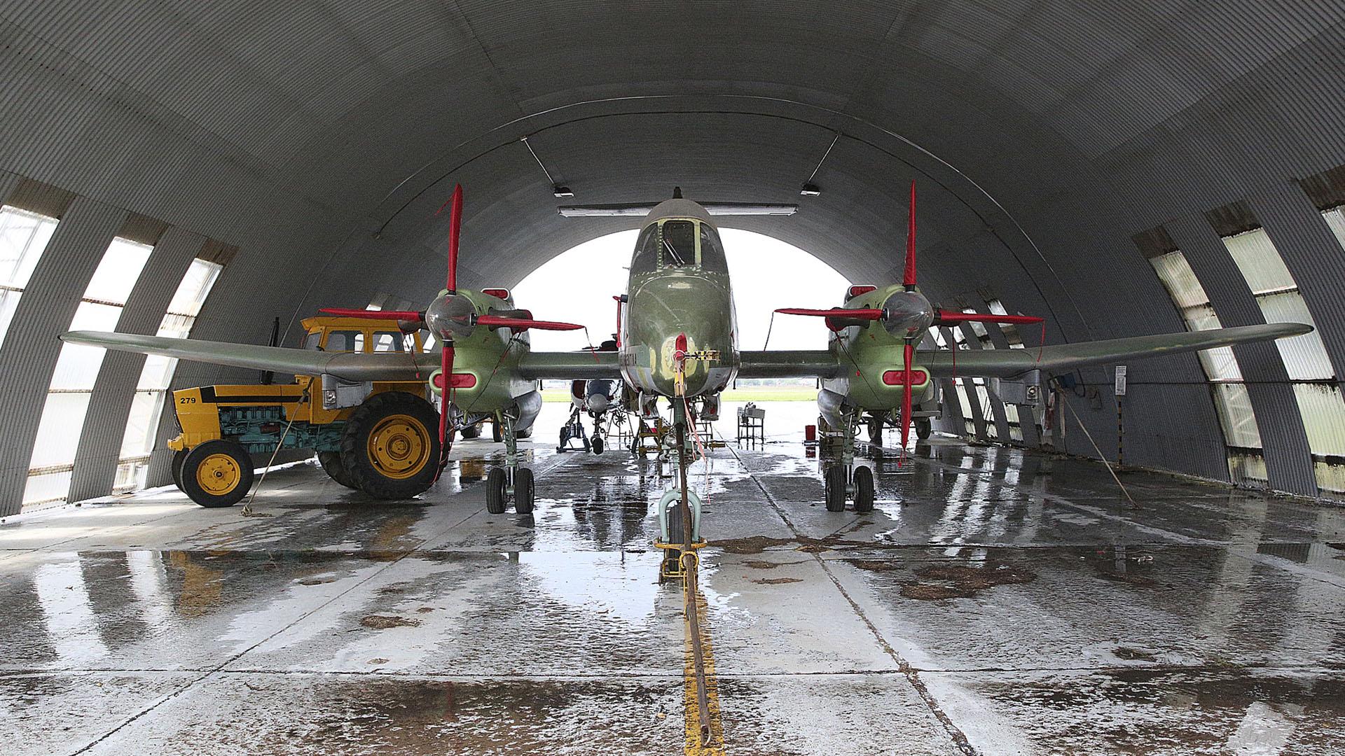 """FaDea nació en 1927 bajo la denominación de """"Fábrica Militar de Aviones"""""""