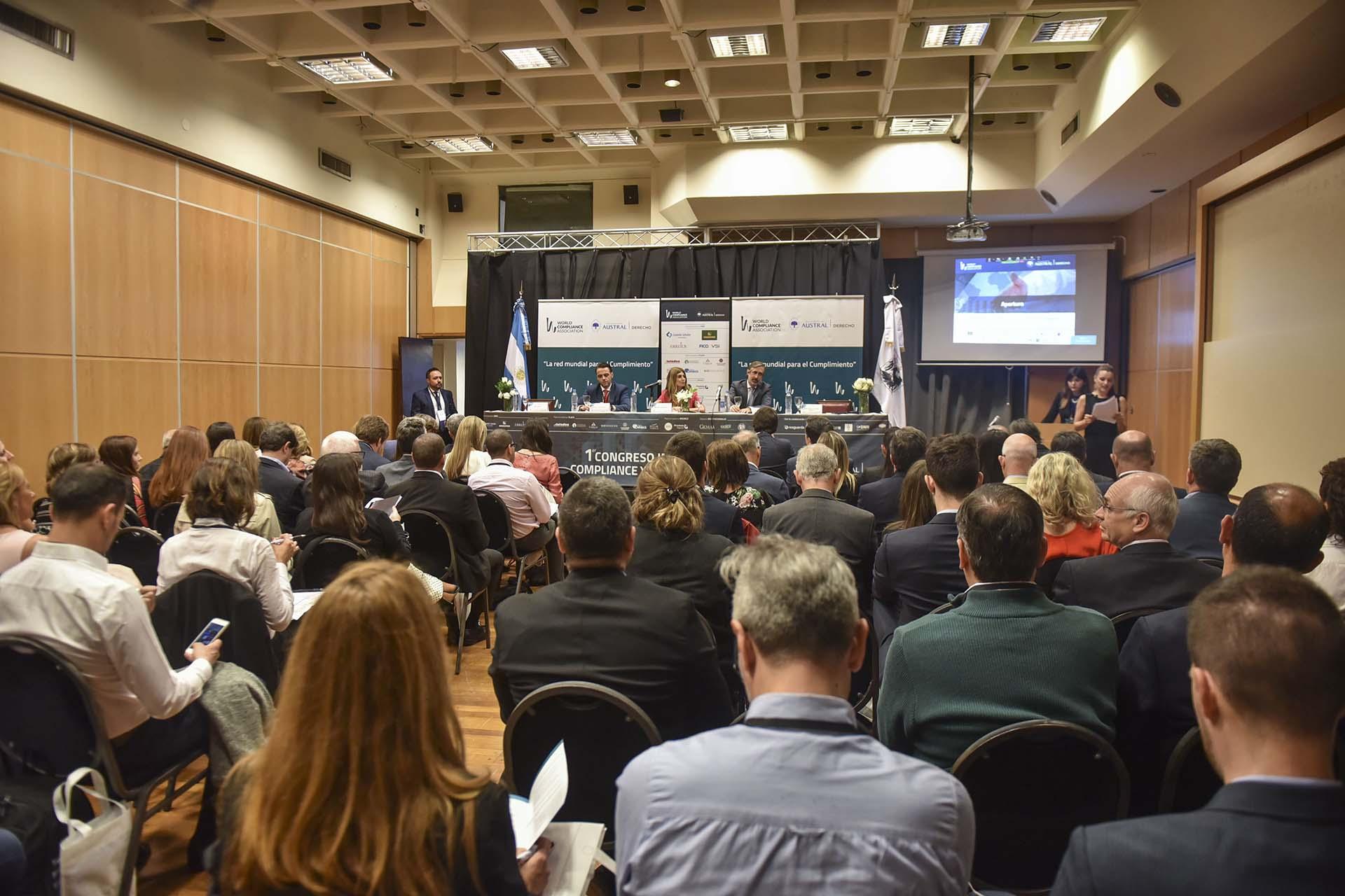 Primer Congreso Internacional de Compliance y Lucha Anticorrupción
