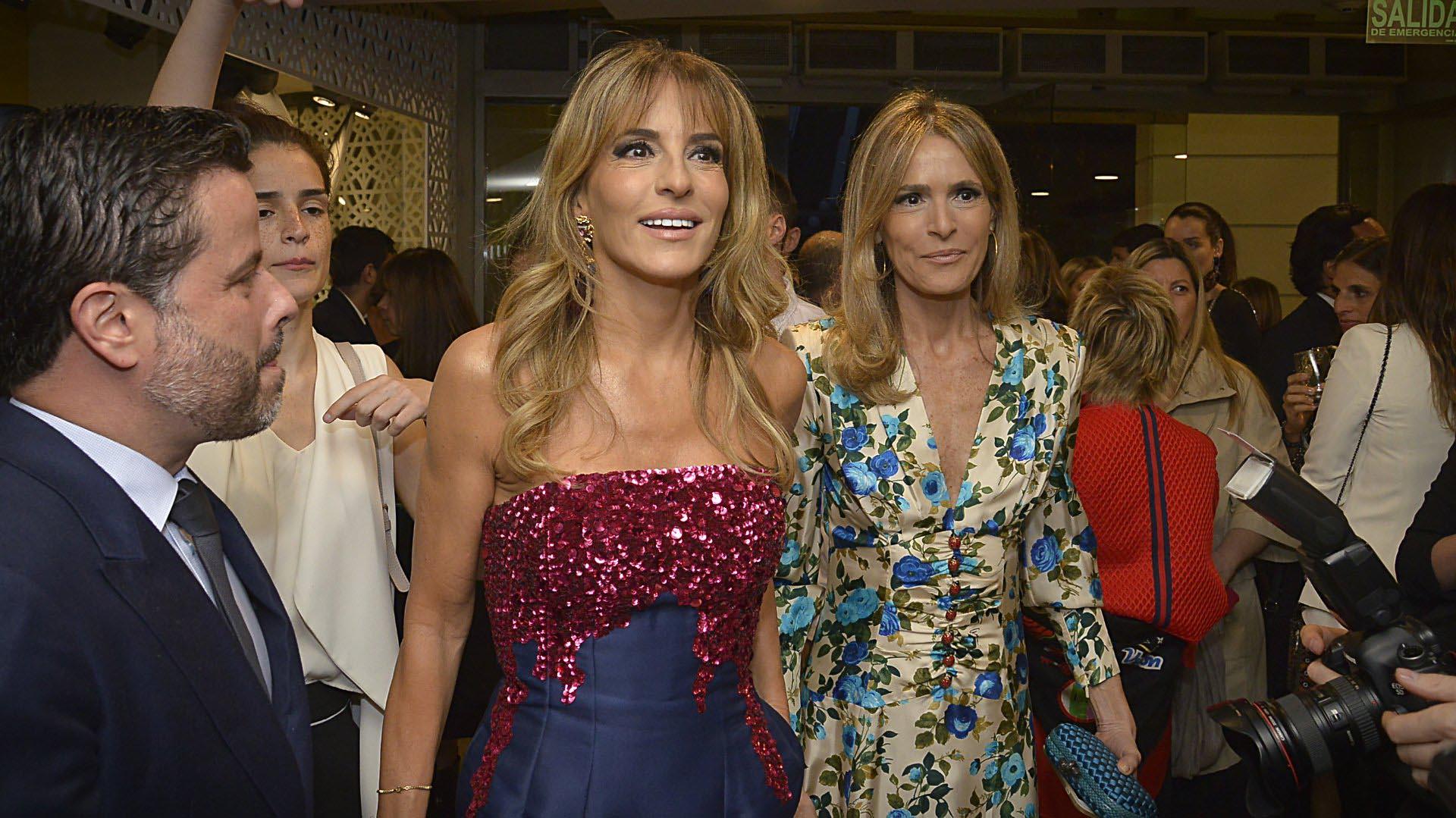 Rossella y Patricia della Giovampaola