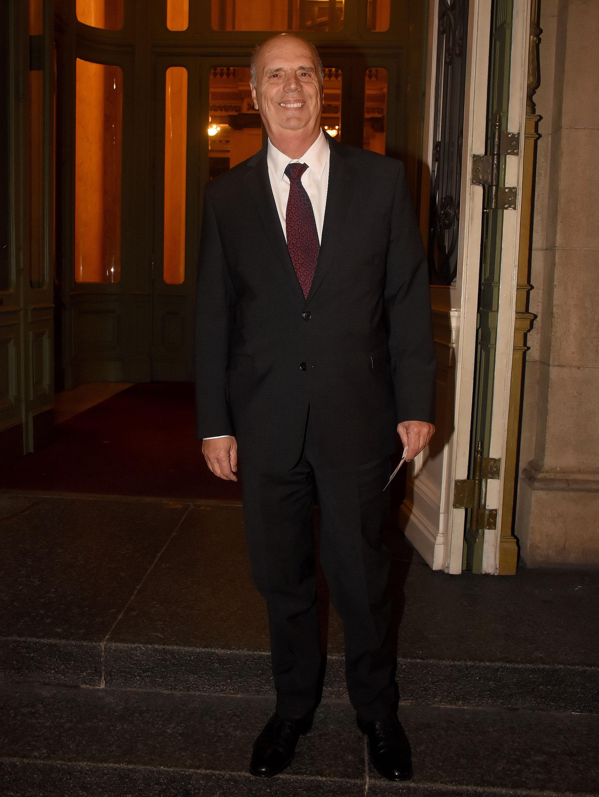 El vicepresidente de la Bolsa de Comercio de Buenos Aires, Héctor Orlando
