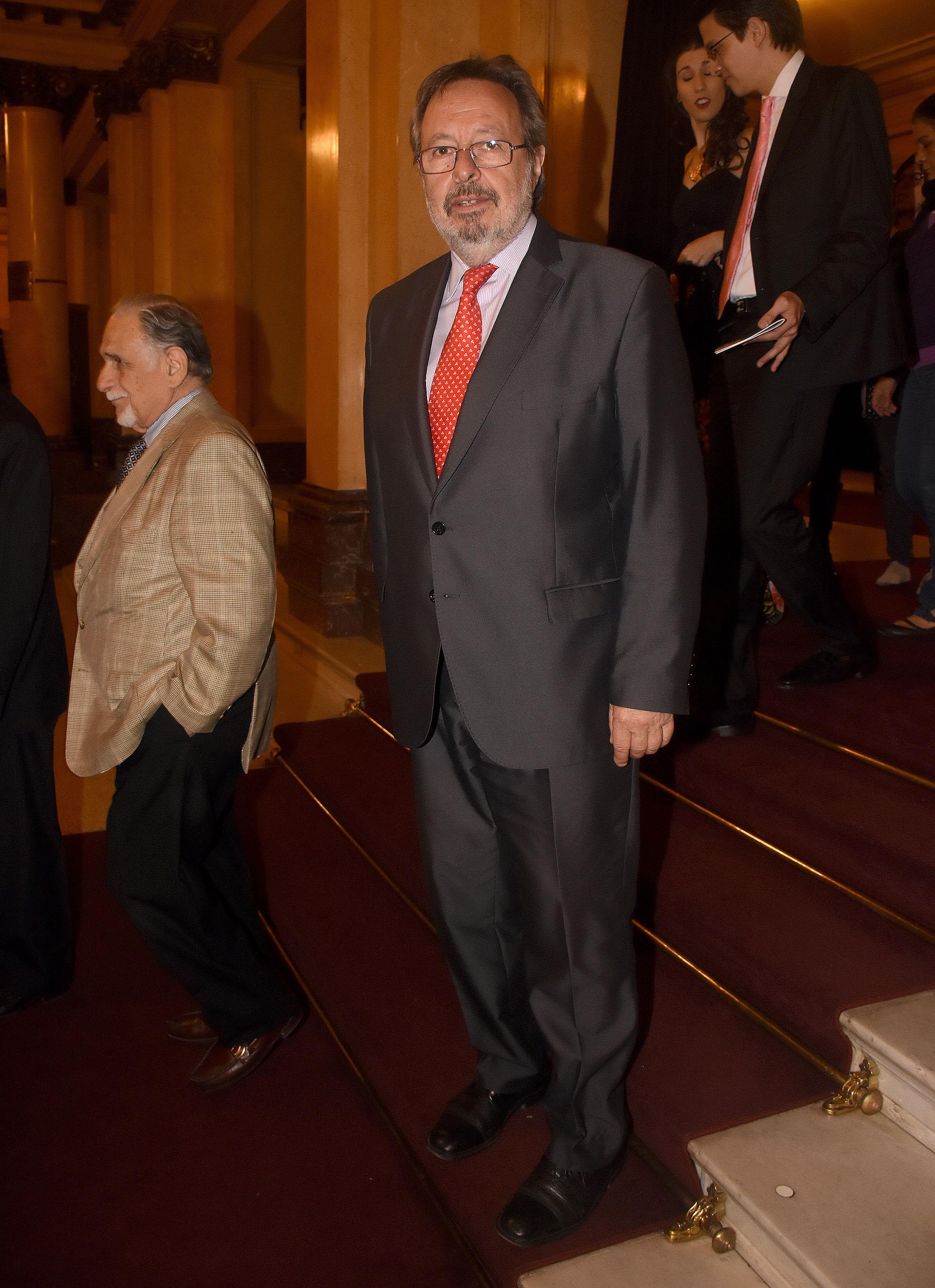 El presidente de la Fundación Metropolitana, Pedro Del Piero /// Fotos: Nicolás Stulberg