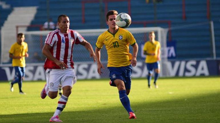Brasil-Paraguay en un Sudamericano Sub 20, un antecedente similar al de Gremio-River (EFE)