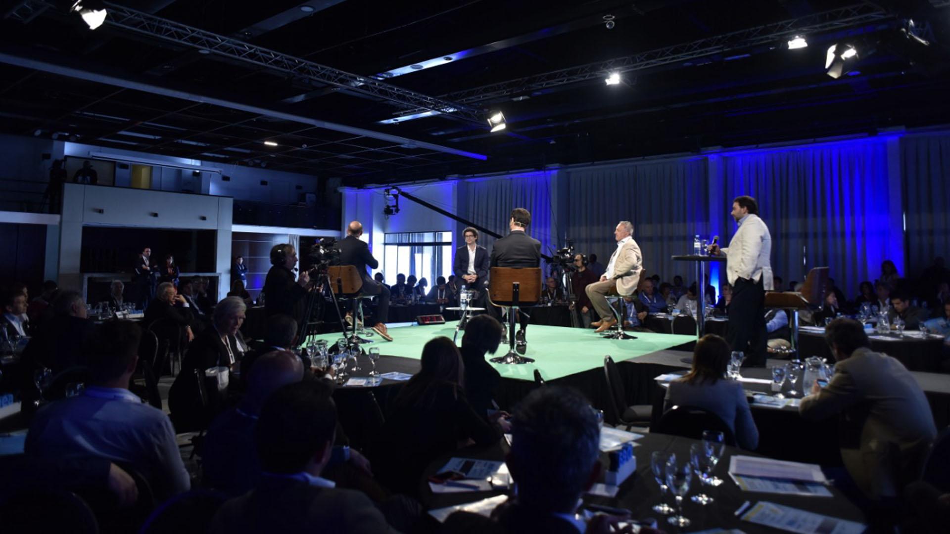 El evento IDEA Pyme fue realizado esta semana en la ciudad de Buenos Aires, en Costa Salguero.