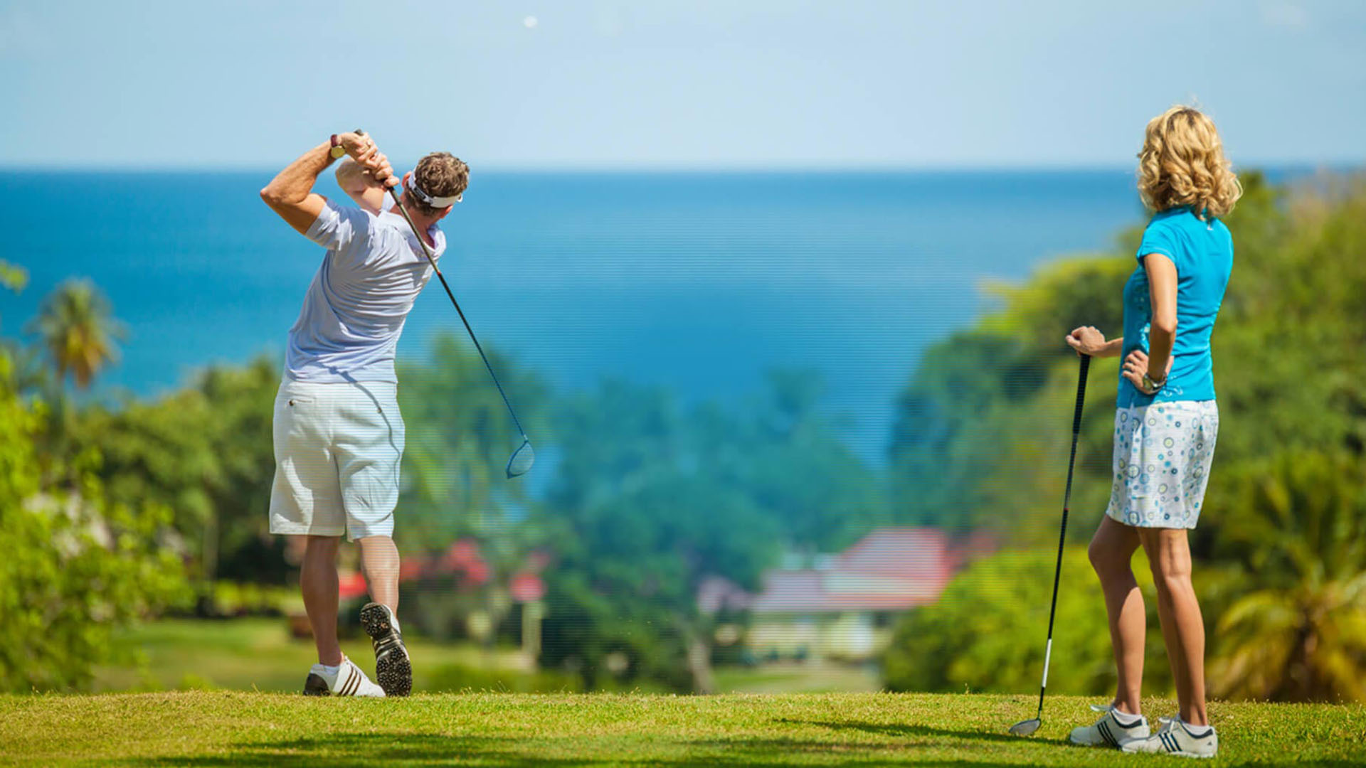 El Arte De Liderar A Través Del Juego Del Golf Infobae