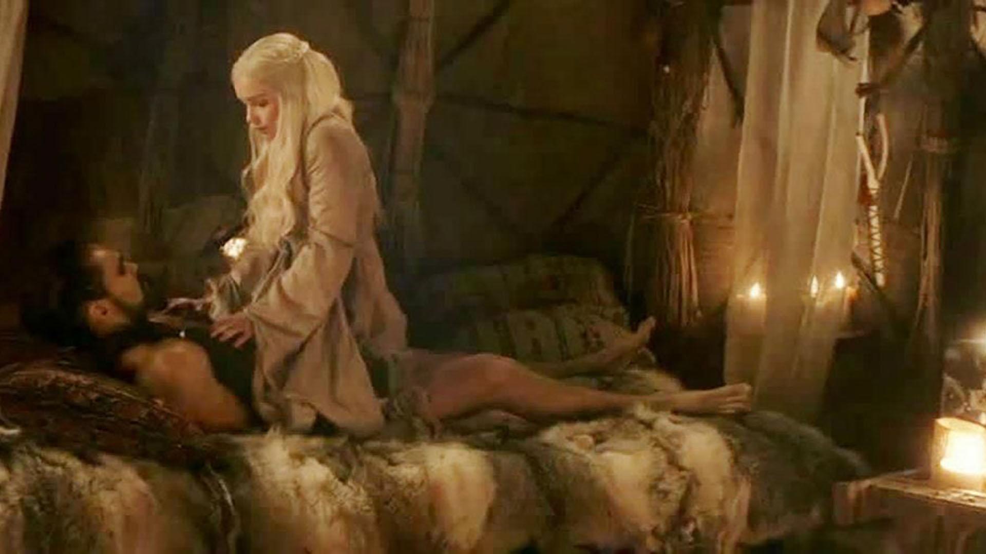 """""""Game of Thrones"""" también llamó la atención por sus escenas de sexo"""