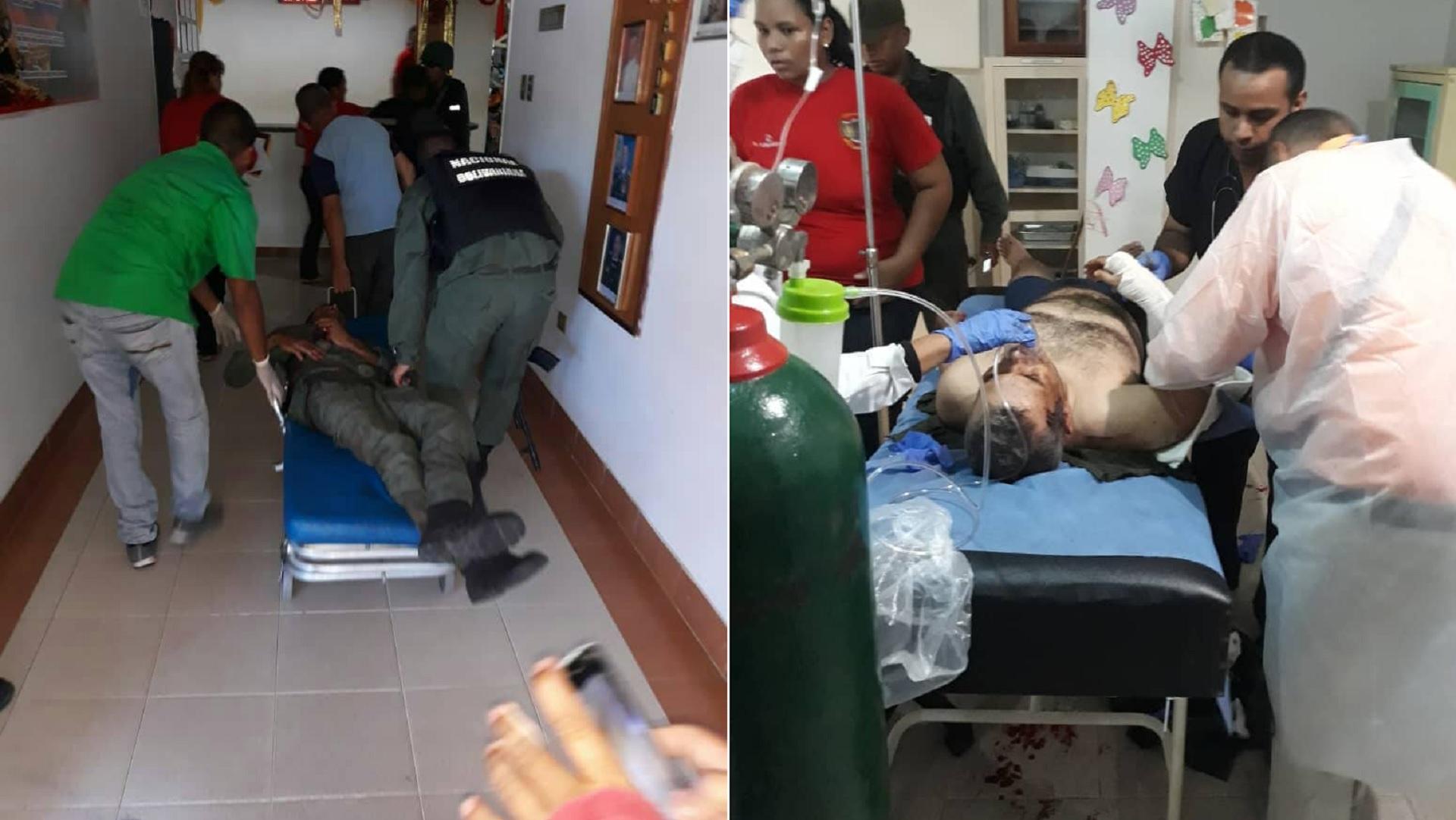 Un incidente cerca de la frontera con Colombia dejó tres oficiales venezolanos muertos y 10 heridos