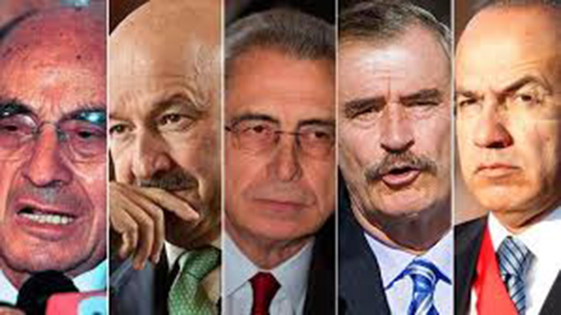 A partir de este 5 de noviembre, los ex presidentes mexicanos perdieron su pensión vitalicia. (Foto: Especial)