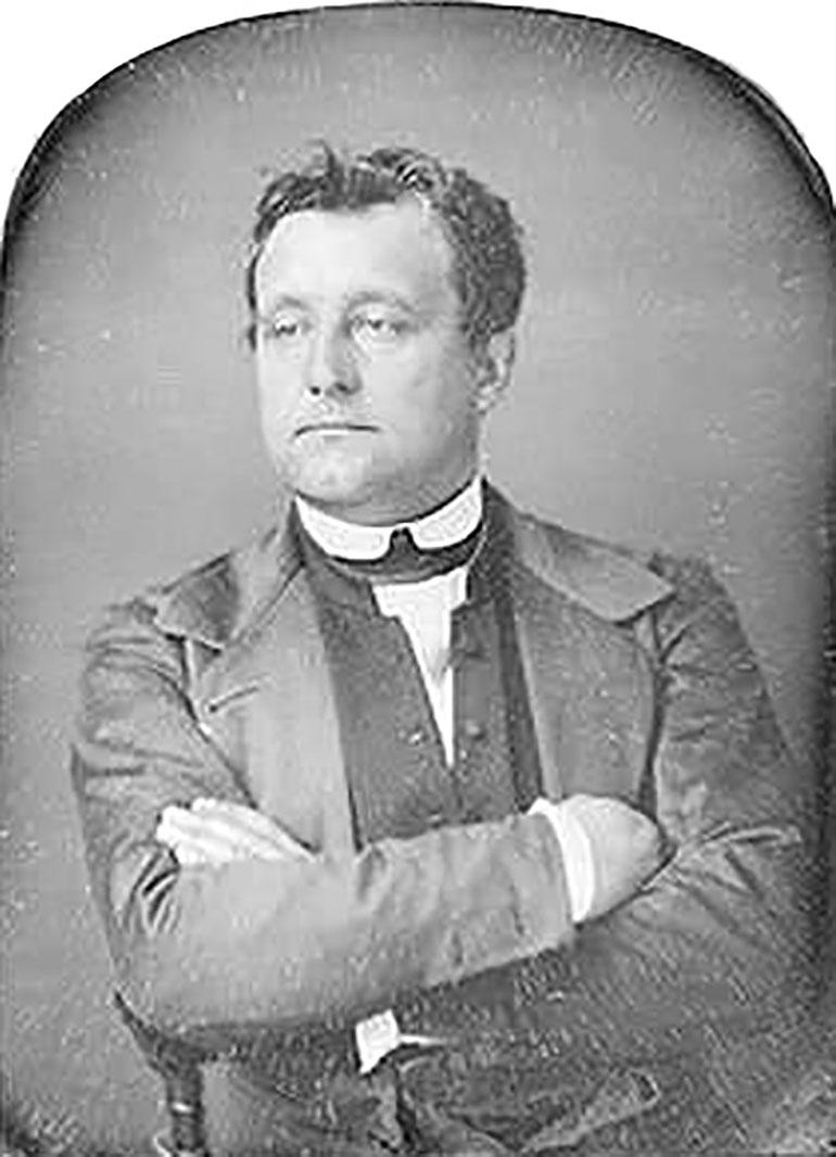 Jerónimo Napoleón Bonaparte (1805-1870), hijo de Jerónimo Bonaparte, sobrino de Napoleón y padre de Charles Joseph Bonaparte, fiscal general de los Estados Unidos y fundador del FBI