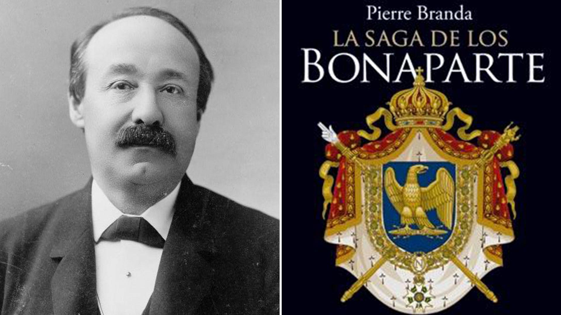 """Charles Joseph Bonaparte, fundador del FBI. Pierre Branda le dedica un capítulo de su libro """"La saga de los Bonaparte"""" (Editorial El Ateneo, 2018)"""