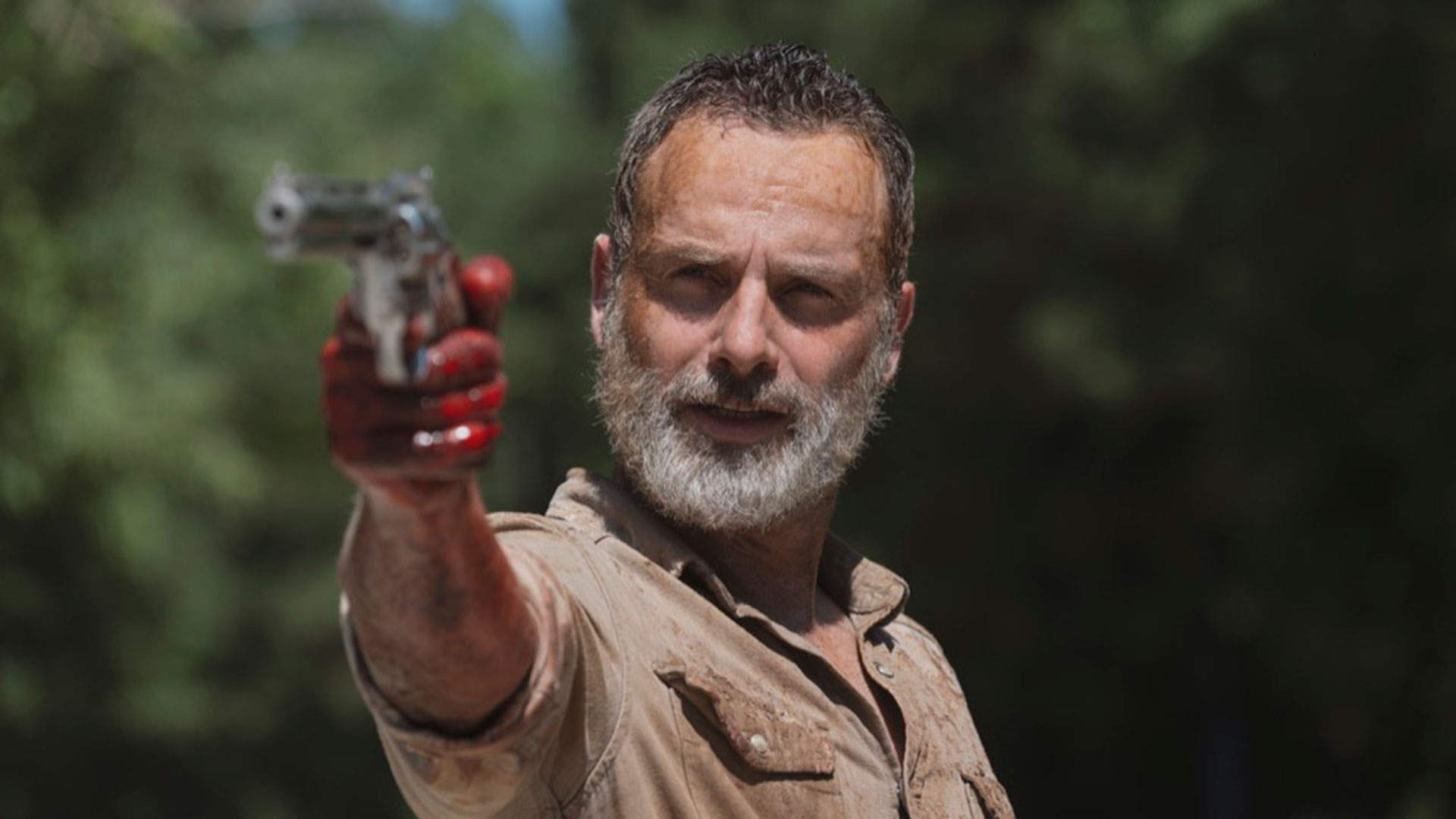 Rick Grimes, protagonista de The Walking Dead