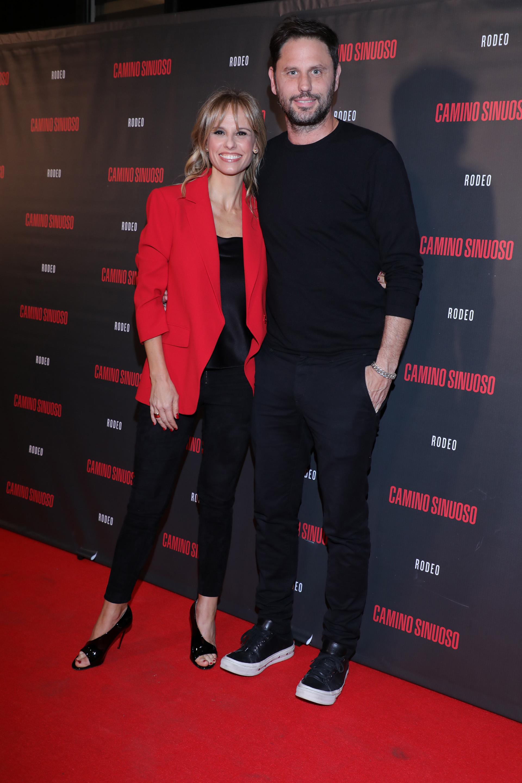 Mariana Fabbiani y Mariano Chihade