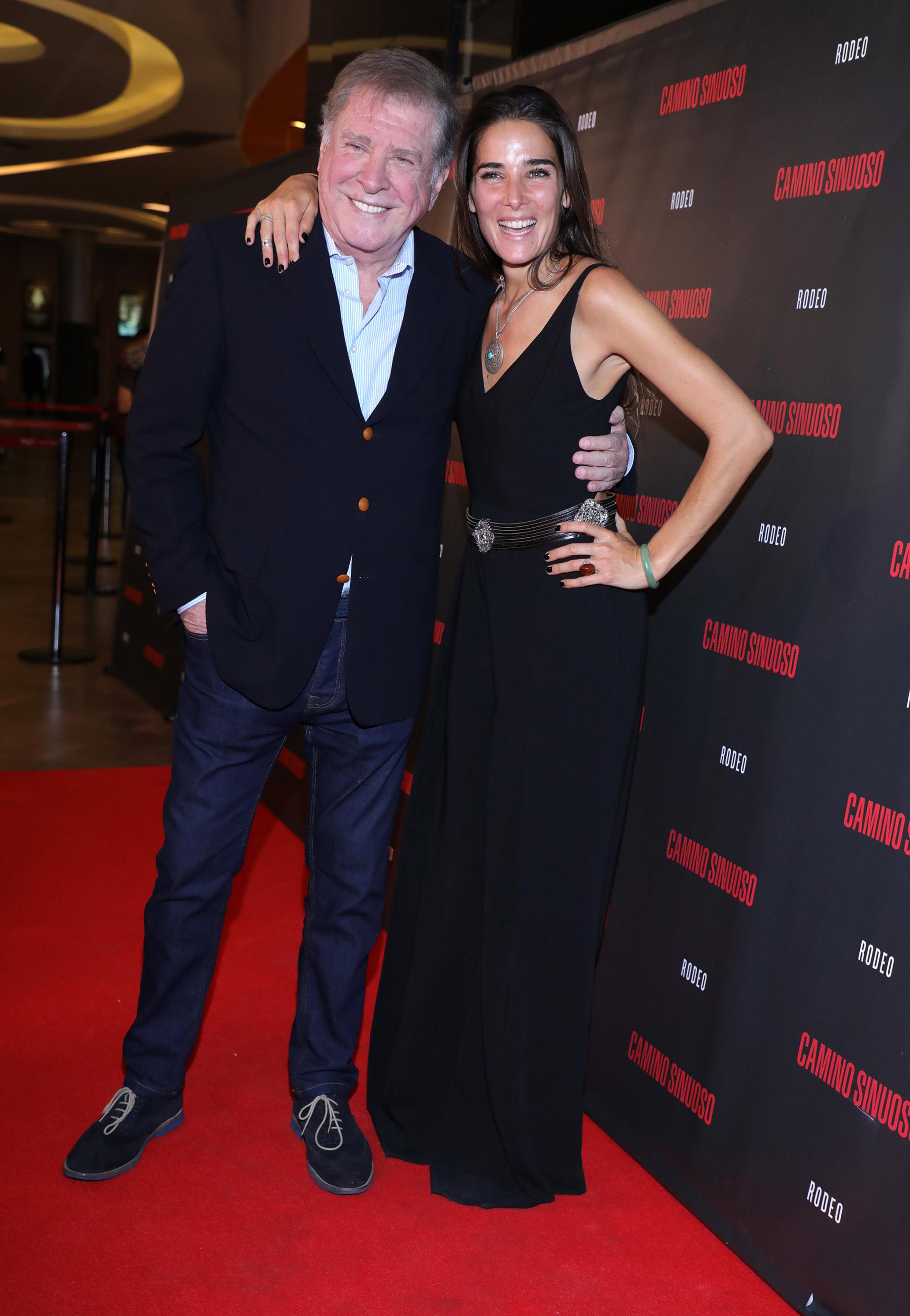Arturo Puig y Juana Viale
