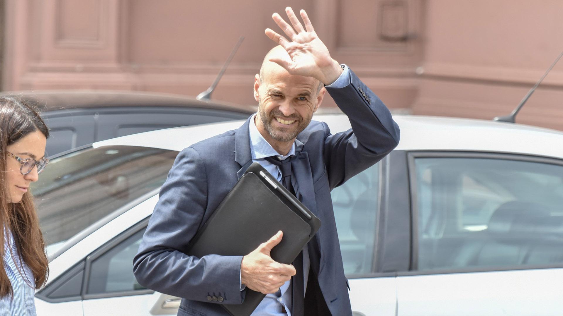 Guillermo Dietrich (Adrian Escandar)