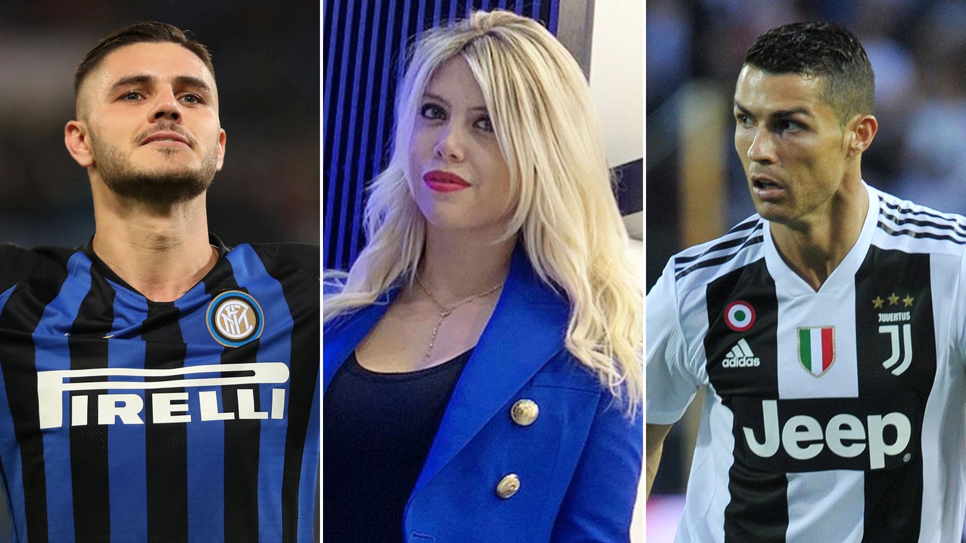 Wanda Nara dijo que su pareja fue quien rechazó la oferta de la Juventus (Foto: Especial)